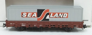 "MARKLIN wagon container ""Sea Land"""