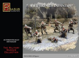 1/72 French Infantry